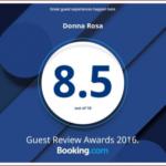 Рейтинг от Booking.com