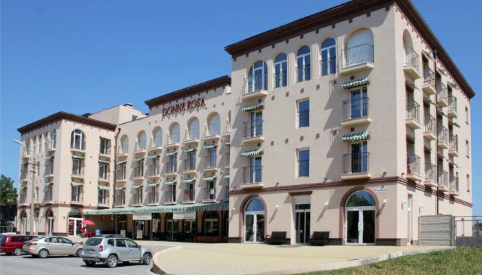 Отель Донна Роза
