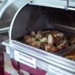 питание в гостинице: мясные блюда