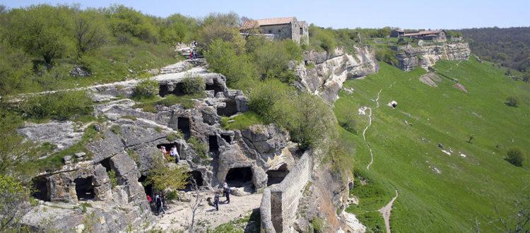 Древнейшие поселения Крыма