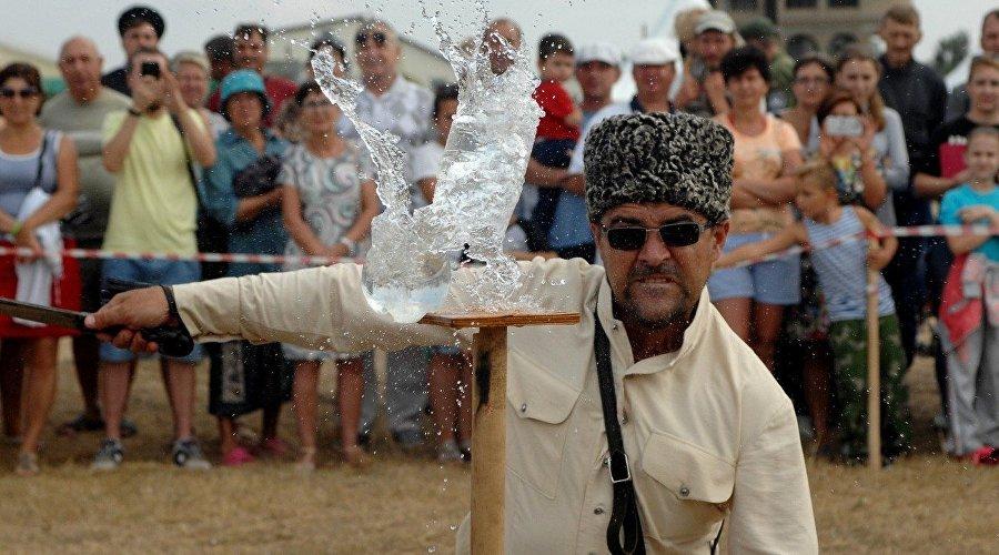 Фестиваль Крымские тулумбасы